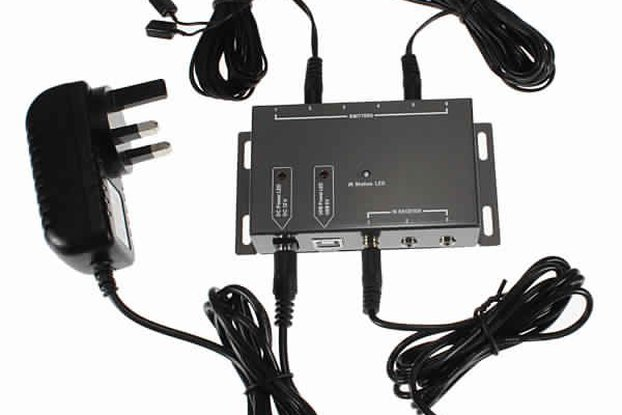 IR Extender Emitter Receiver Repeater Kit
