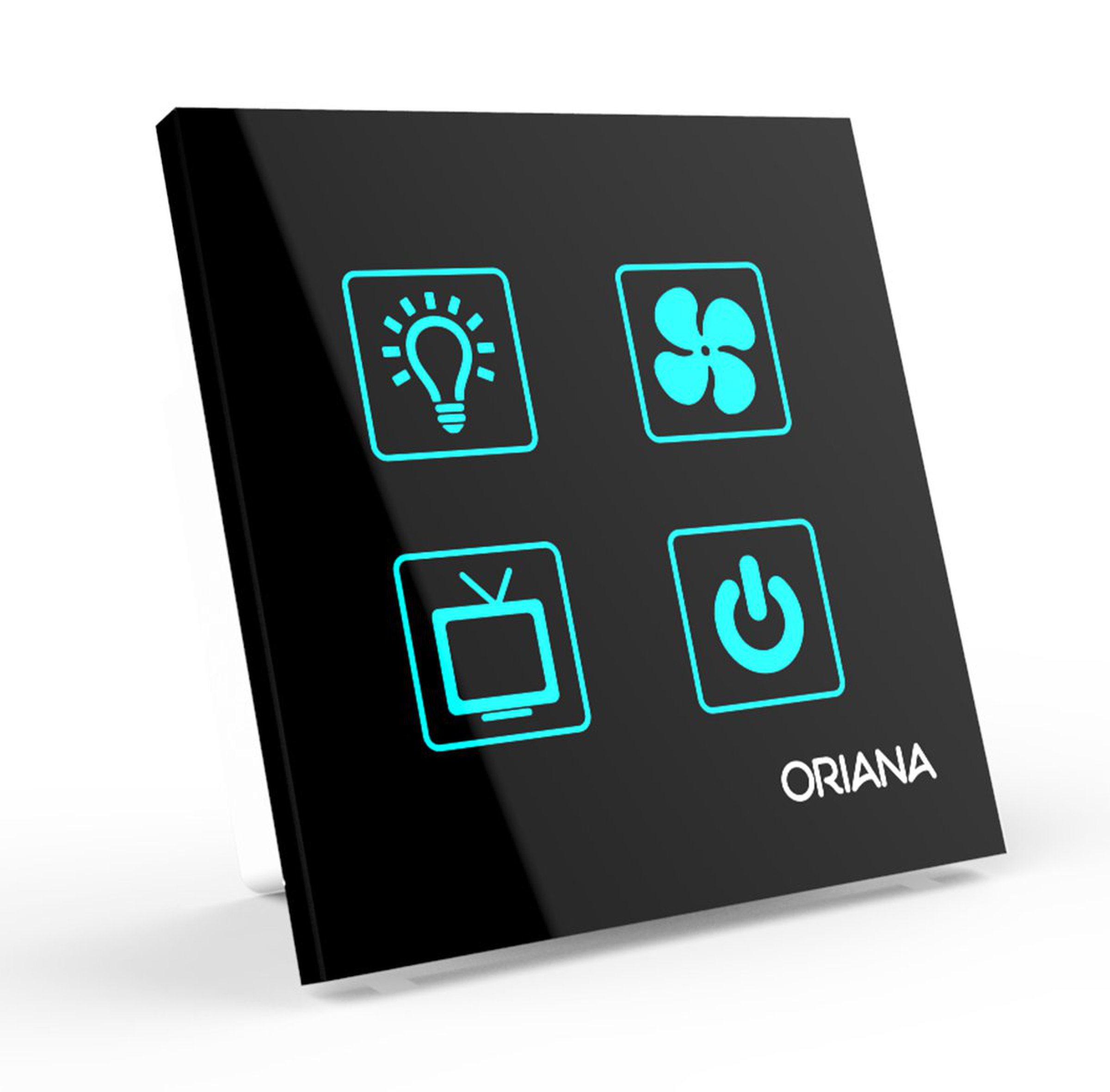 Capacitive Touch Panel Switches Arduino Compatible From Oriana On Tindie Electronic Design Circuits Switch 1