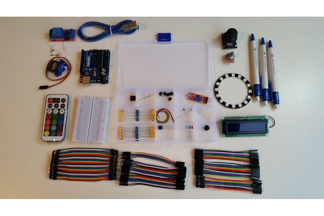 Arduino Starterkit - by Circuitsmaster 1