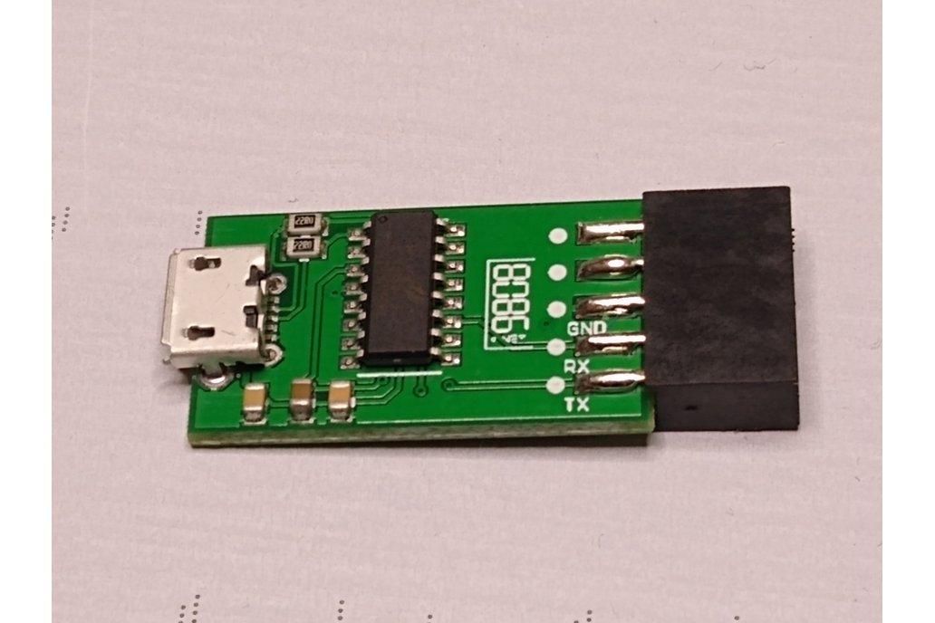 USB CDC Console Stub 1