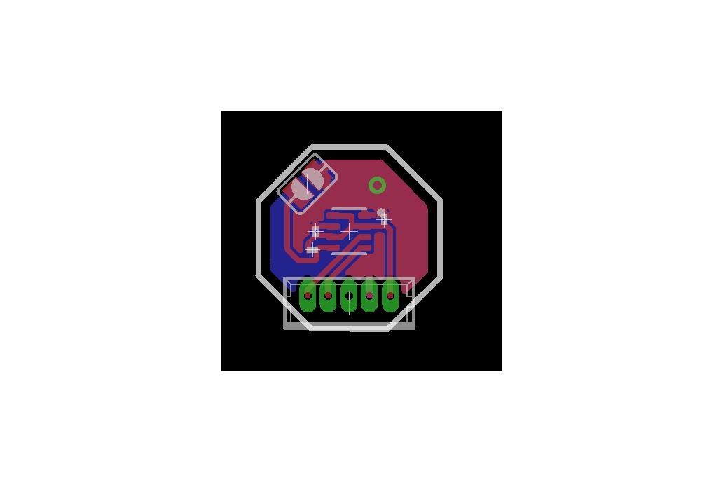 MyOctopus i2c Air Pressure Sensor BMP280 2