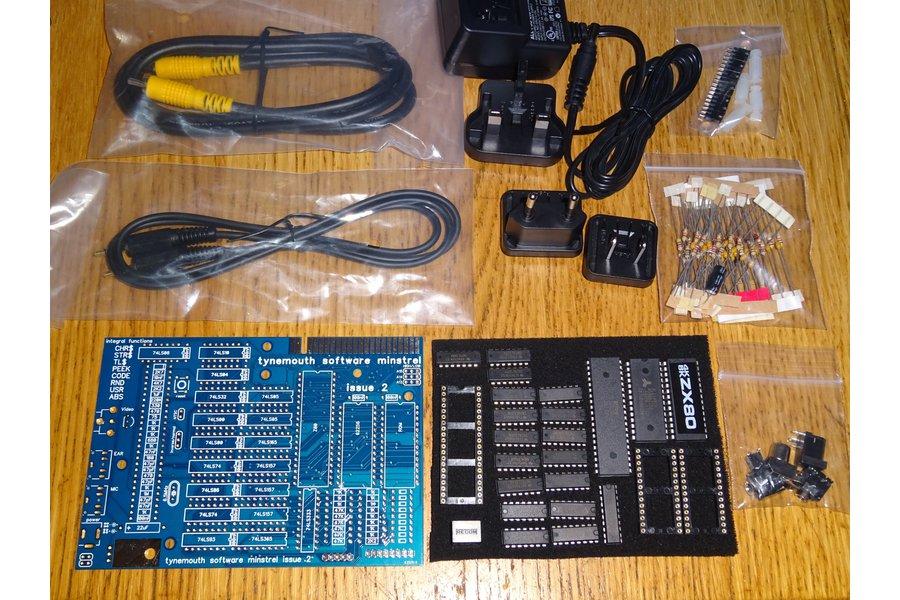 Minstrel ZX80 Clone