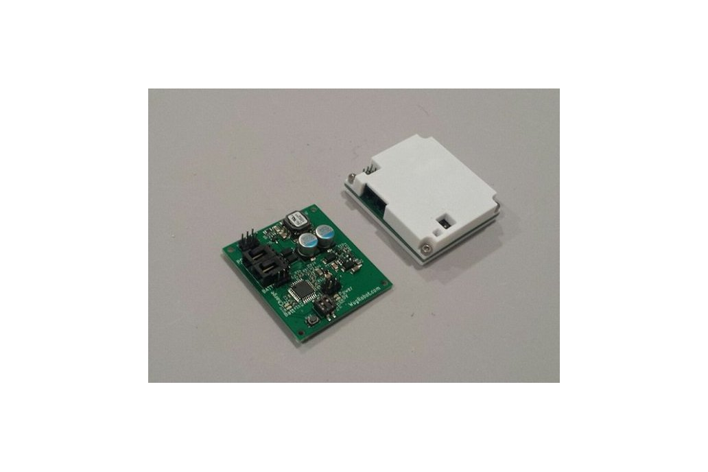 PiON - A multifunctional UPS for Raspberry Pi 1
