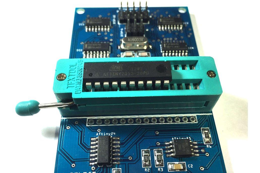 TinyLoadr AVR Programmer 6