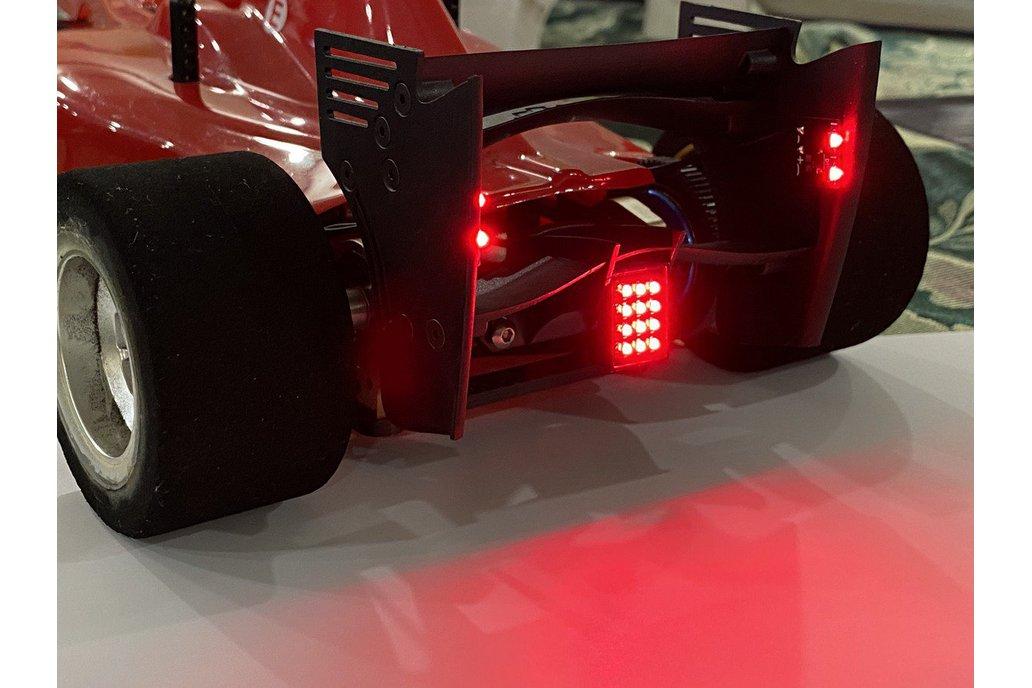 RC F1 Light Combo 1