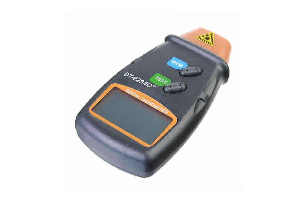 Digital Laser RPM Tachometer 3