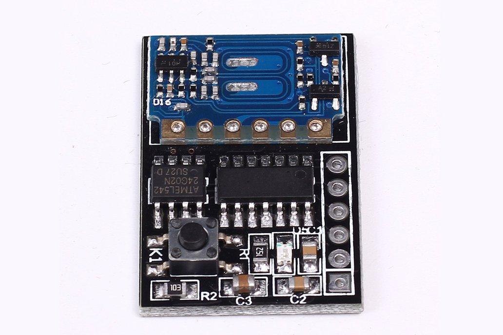 433MHz 4 Channel Wireless Receiver Board (11967) 4