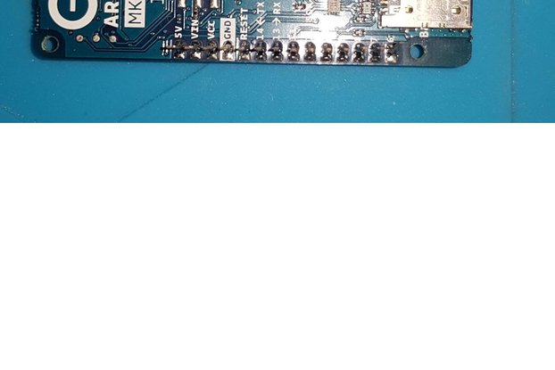 Arduino MKR GSM 1400 used - perfect state
