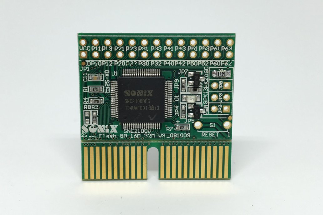 Foxonix 21K Project Board 1