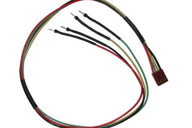 4 pin Bread Board Cable