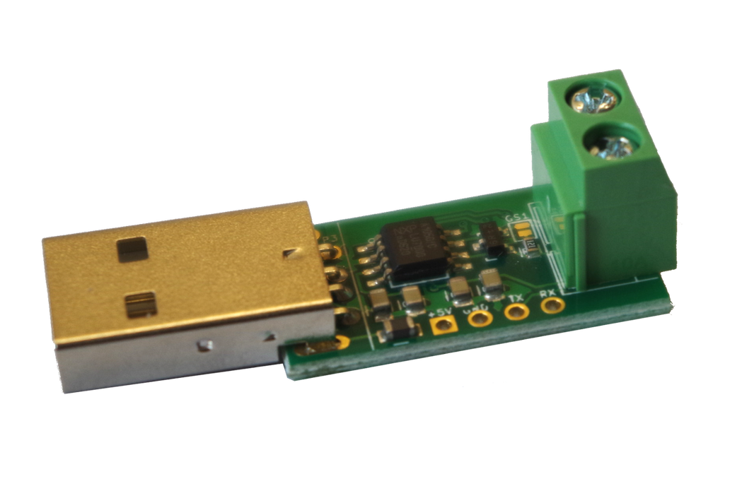 CAN USB converter (UCCB) 1
