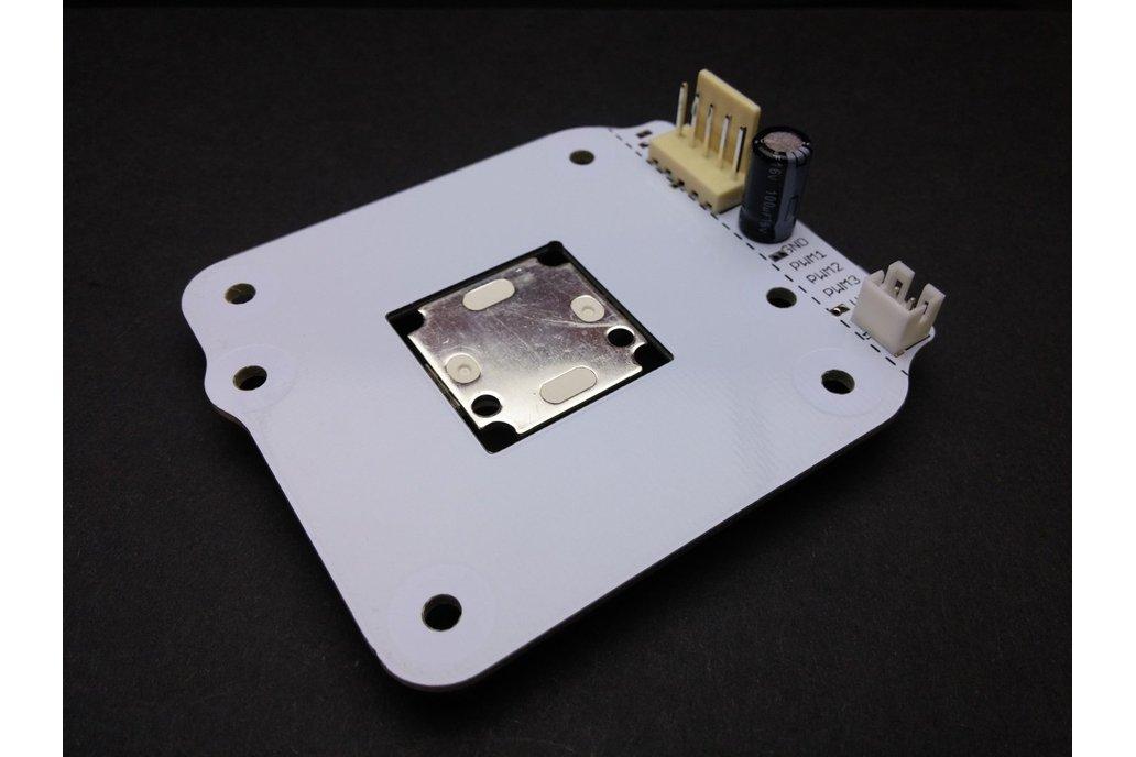 10W High Power RGB LED Module With Heatsink & Fan 4