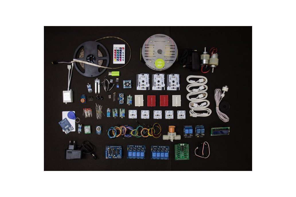 Bolt IoT Platform Legendary Kit 1