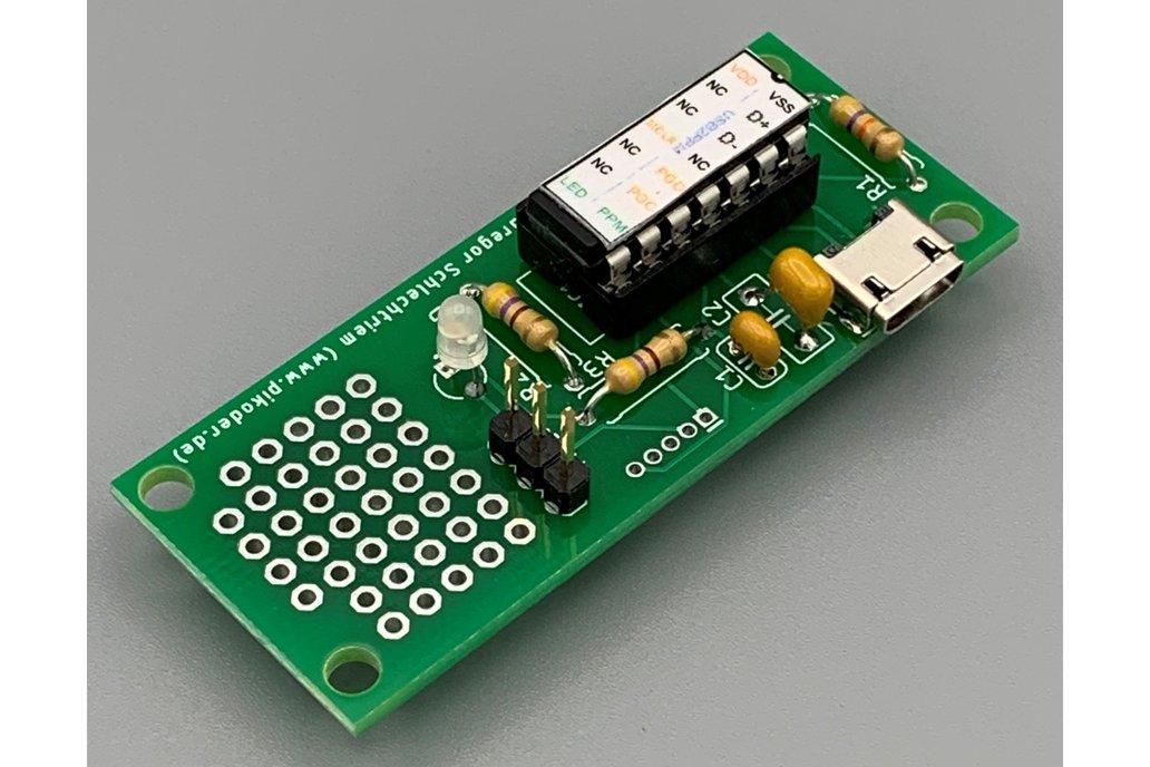 USB2PPM Development Board (Kit) 1
