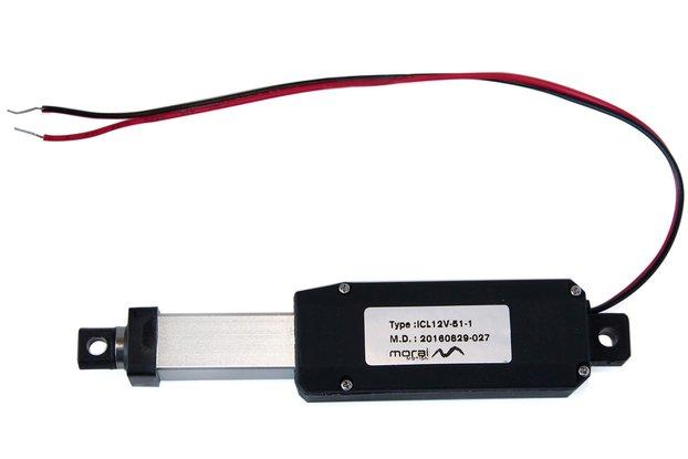 Inline Nexus Micro Linear Actuator 1 Inch Stroke