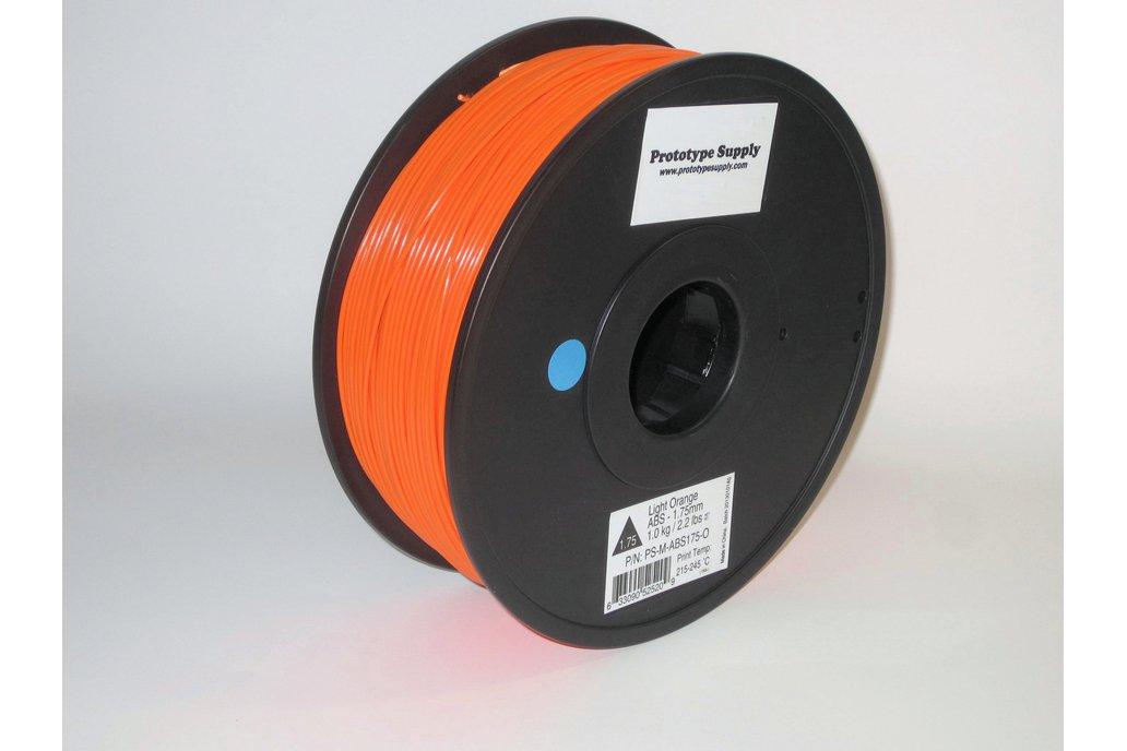 ABS 3D Filament (1.75 mm, 1 kg), 12+ colors! 5