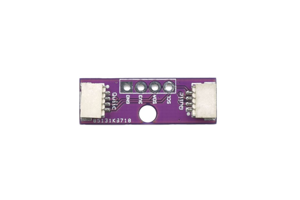Zio Qwiic Adapter (Qwiic to 4-Pin Header) 2