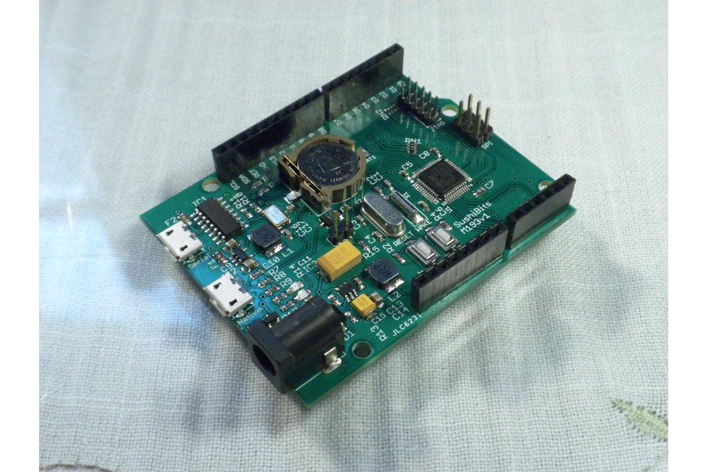 Arduino-compatible STM32F103C development board 1