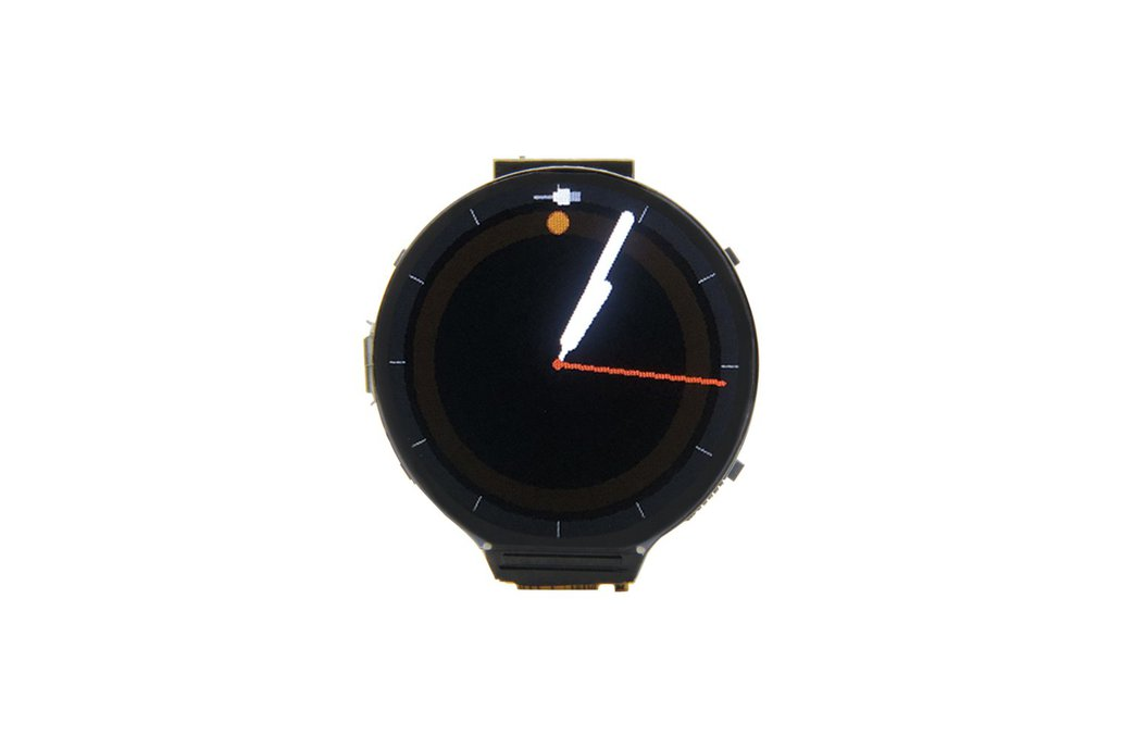 LILYGO® &pauls_3d_things Open-Smartwatch T-micro32 1