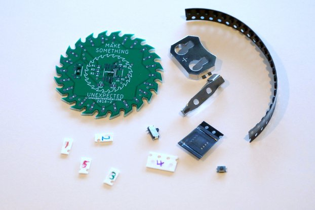 Unexpected Maker Badge 2018 Kit