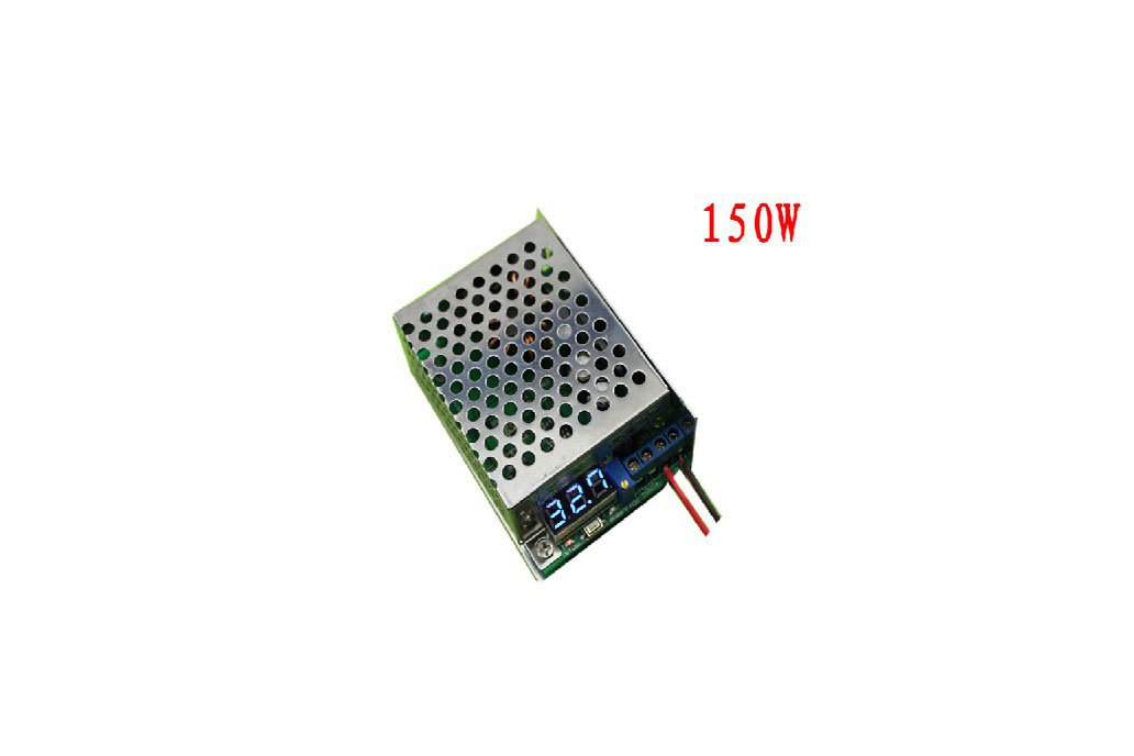 DC-DC Booster Module/Laptop Power Supply (150W) 1