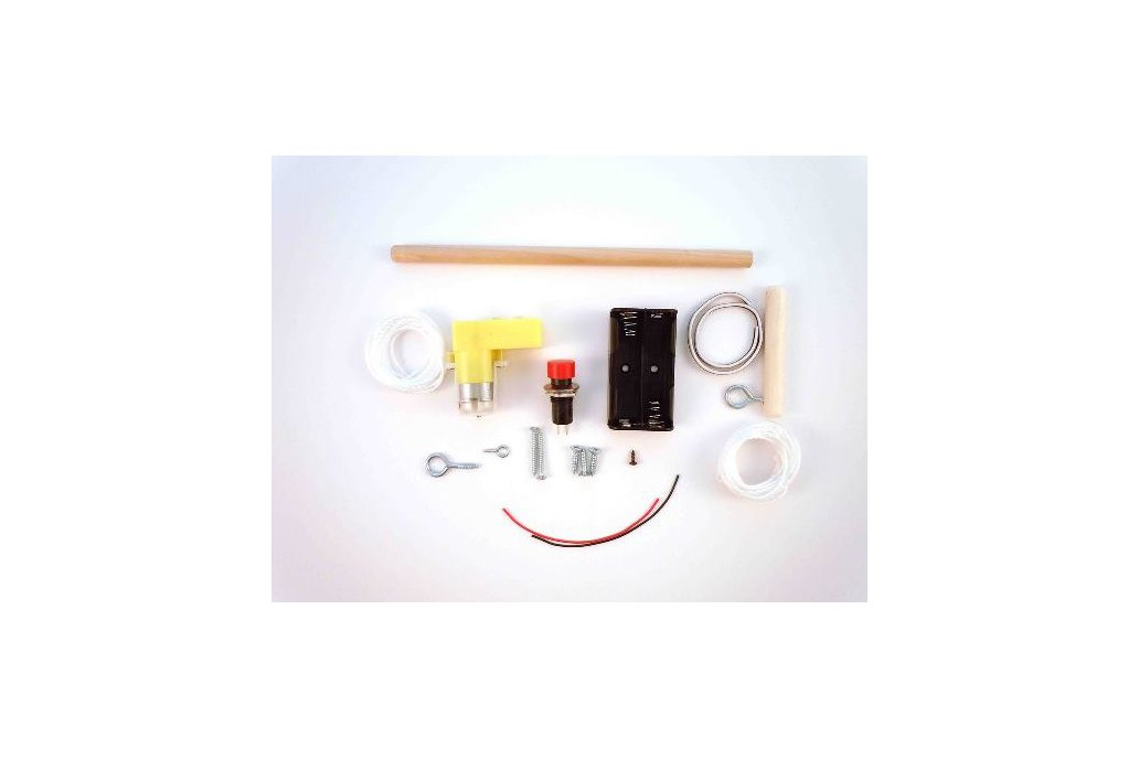Automatic Rubber Band Blaster Kit 2