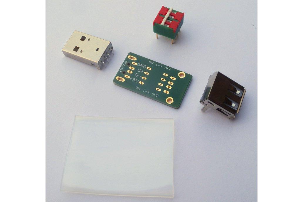 USB-Helper / USB-Switch [Kit] 1