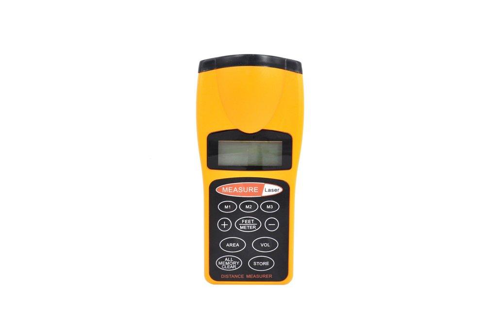 LCD Ultrasonic Laser Diastimeter  5