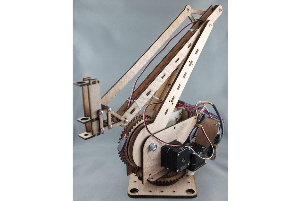 3DOF Robot Arm, 50cm reach, 125g payload 1