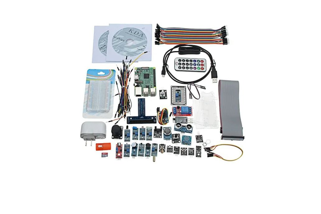 Supper Starter Sensor Kit V2.0 For Raspberry Pi 1