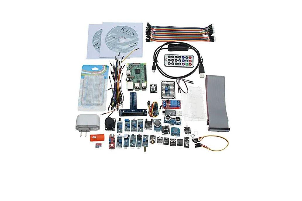 Supper Starter Sensor Kit V2.0 For Raspberry Pi 1