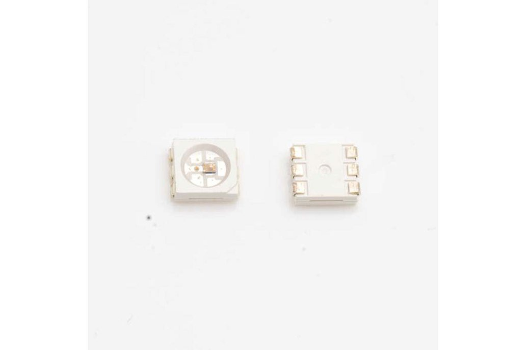 WS2812S 10 piece Superbright Addressable LED Light 3