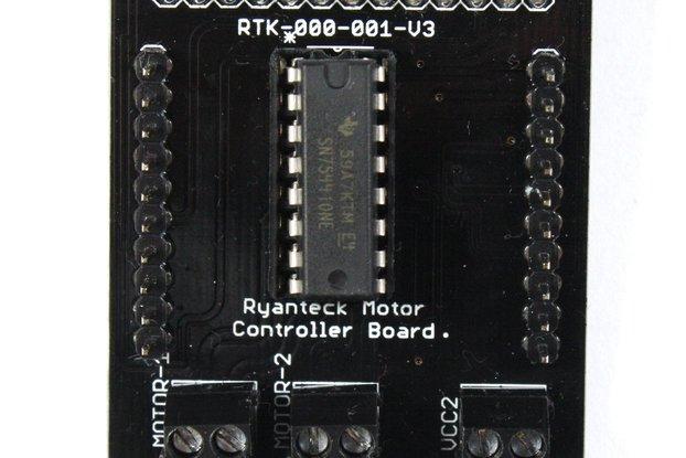 RTK Motor Controller Board Kit for Raspberry Pi V3