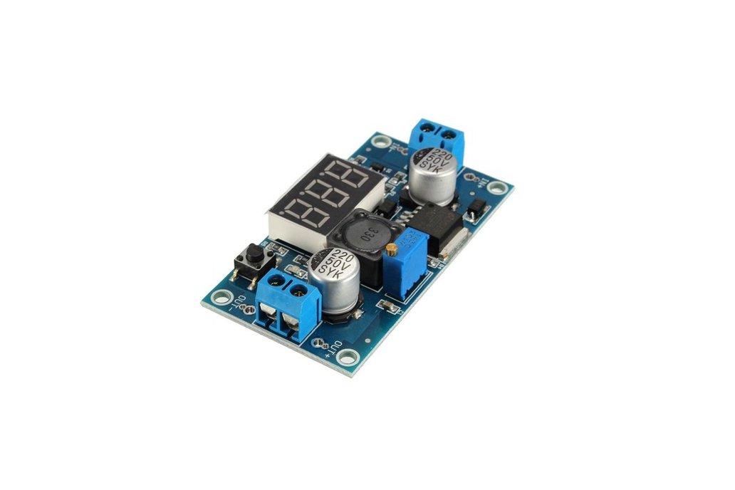 LM2596 DC-DC Voltage Regulator Adjustable 1