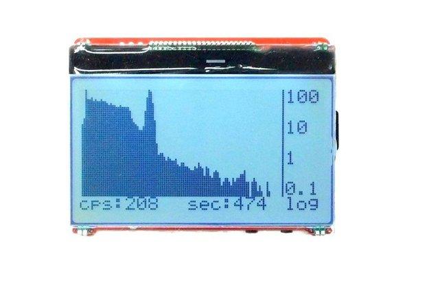 DIY Multi Channel Analyzer for Gamma Spectroscopy