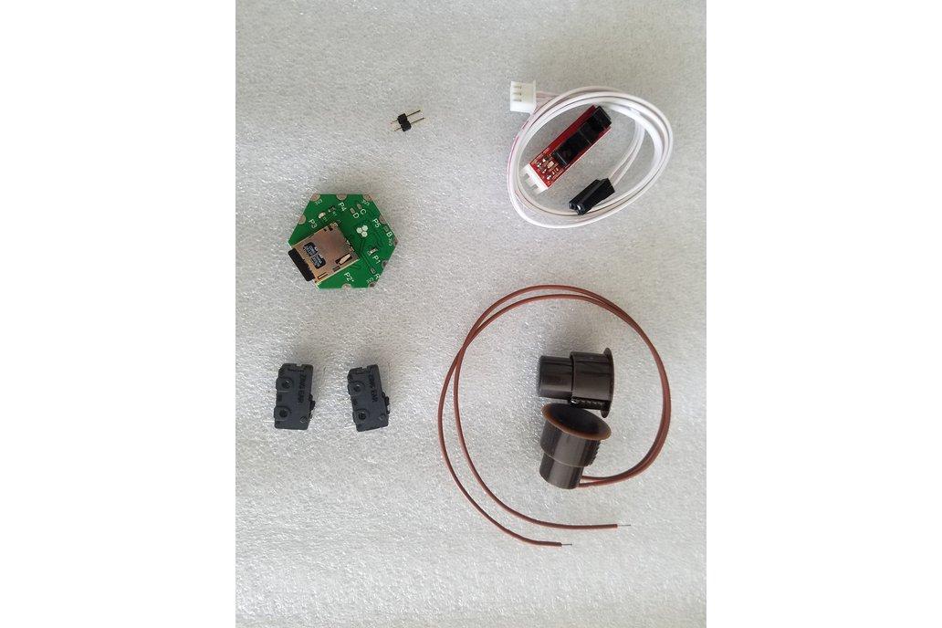 Micro-SD Memory Card Module (H05R00) 5