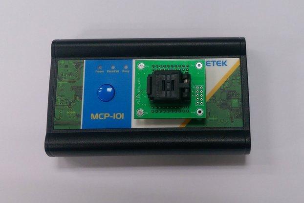MCU programmer(VL150/151/152/154 chips)_MCP-101V