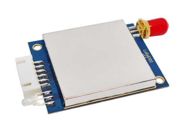 2pcs LoRa6100 TTL interface 433MHz RF Module