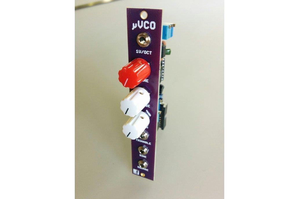 Micro VCO/LFO (Eurorack PCB Set) 2