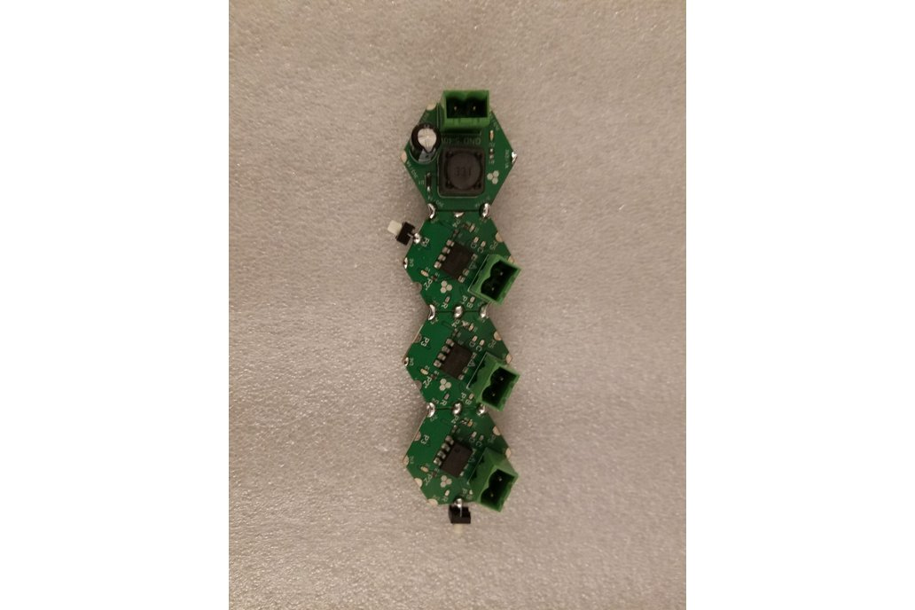 120/240VAC-1.2A Solid State Relay Module (H09R00) 9