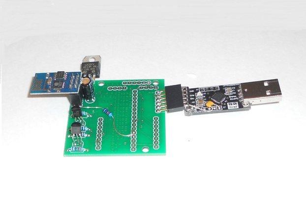 ESP8266 Programmer