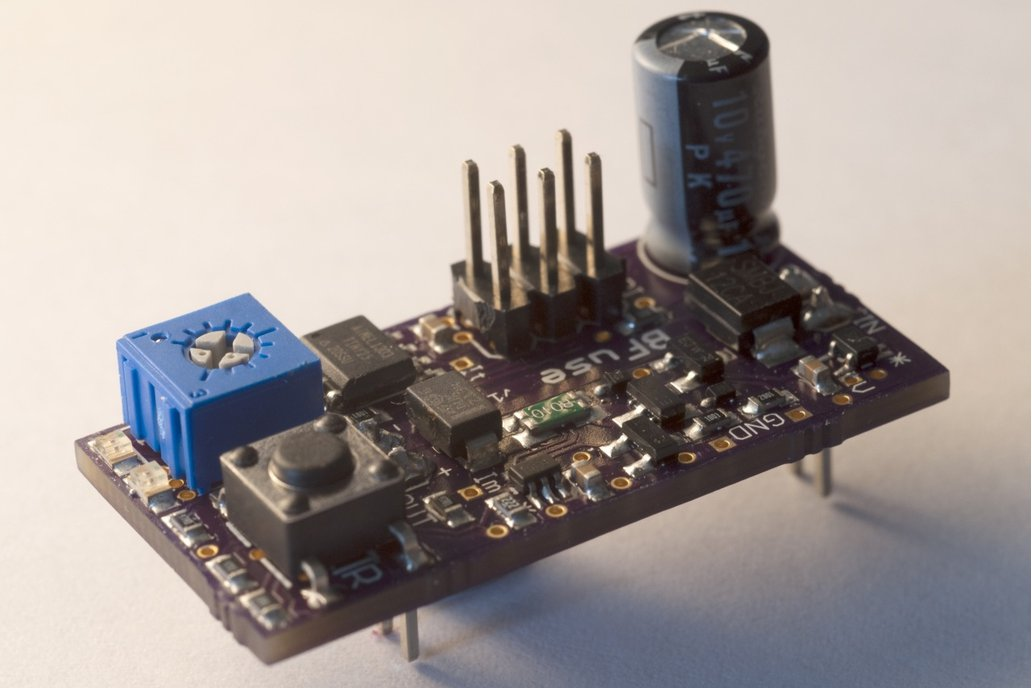 BFuse: The Breadboard Fuse 1