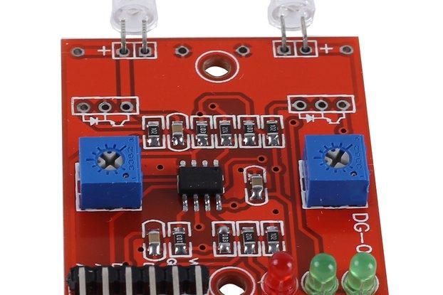 2 Channel Photodiode Sensor Module (GY18943)