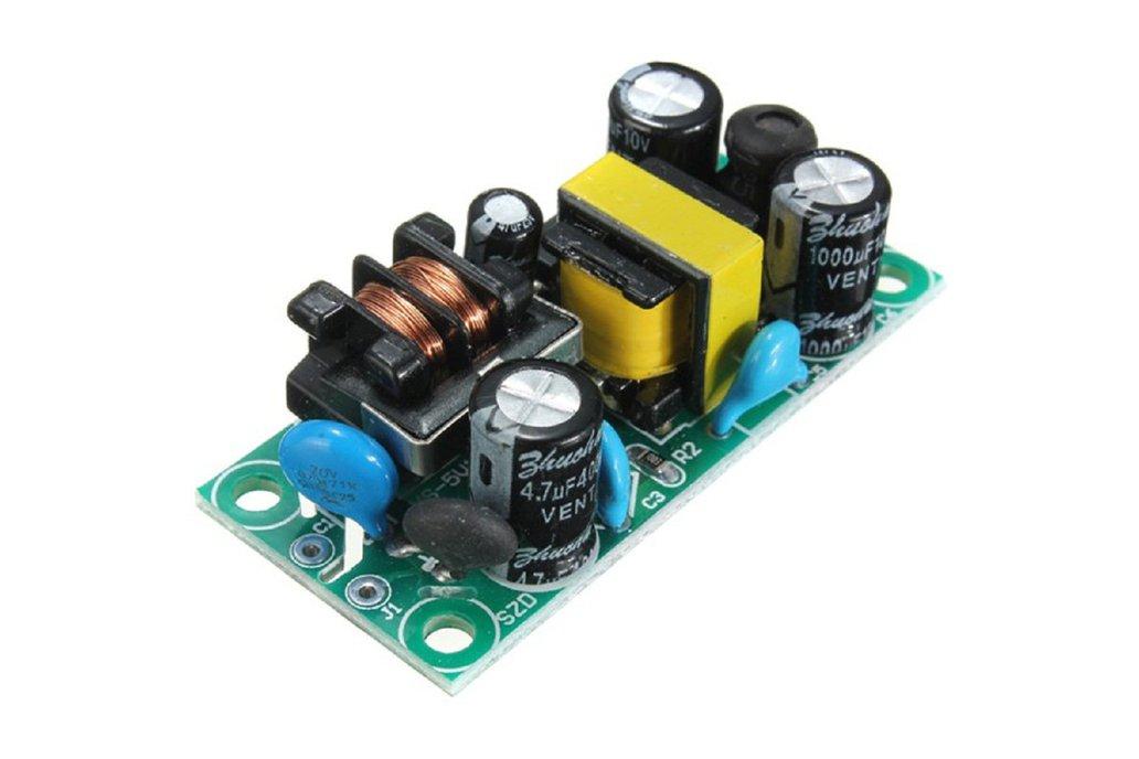 5V 1A AC-DC Power Supply Step Down Module 1