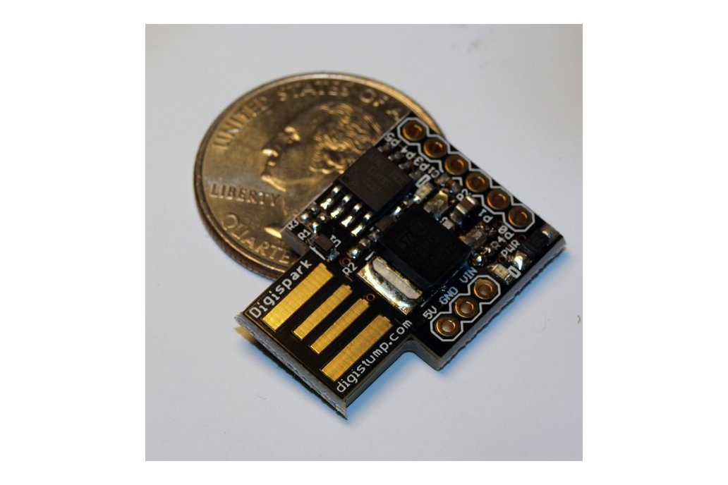 Digispark - The tiny, Arduino enabled, usb board! 1