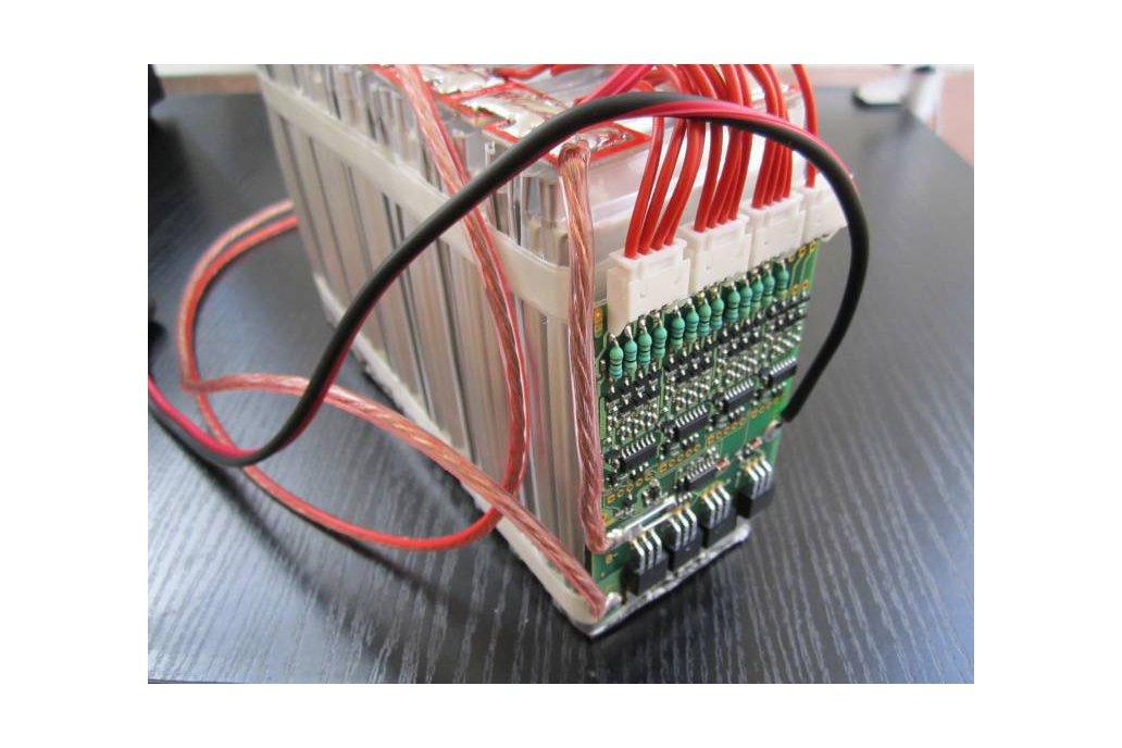 36V 30A 10S Li-ion Li-Po LiPo Polymer Battery BMS  1