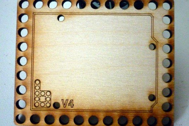 Bricktronics Arduino Mounting Plate
