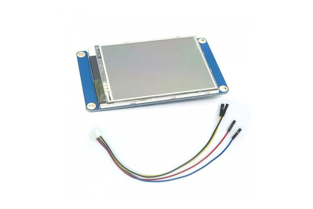 "2.8"" Nextion HMI LCD Touch Display 1"