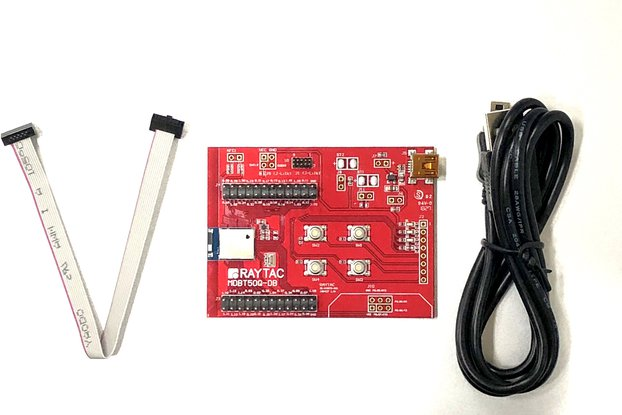 nRF52840 BT5.1 Module Demo Board Kit MDBT50Q