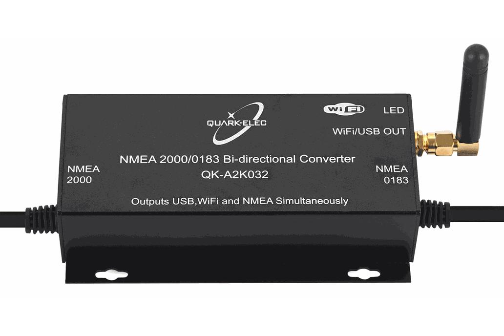 QK-A032 NMEA 2000/0183 Bi-directional Converter 8